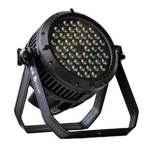 54颗防水LED铸铝染色帕灯