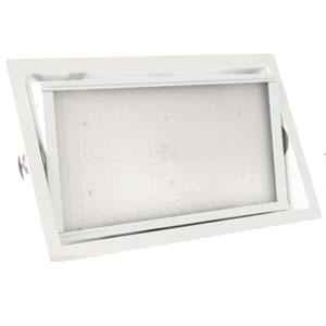 LED手动嵌入式平板柔光灯