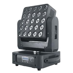 25眼LED矩阵摇头灯
